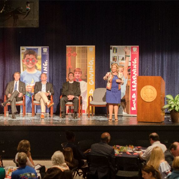 Forum on the Future: Upper School Takes Shape