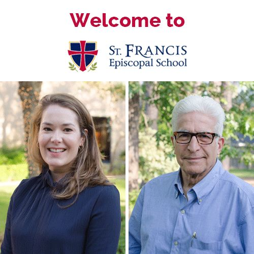 Help Us Welcome Two New Faces to the St. Francis Family!