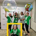 "St. Francis Takes First Place while ""Tackling Plastic"" at GeoChallenge"