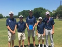 Wolves Hit the Links for Second Straight Title in HJPC Golf Championship