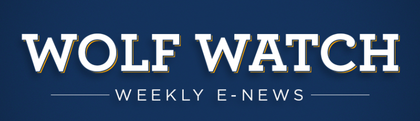 St. Francis Episcopal School Wolf Watch Logo