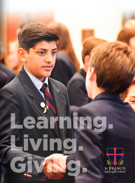 View Book | St. Francis Houston Admissions