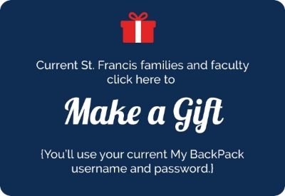 Give to St. Francis